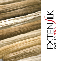 ASSORTIMENTO EXTENSILK: CAPELLI IN TESSITURA